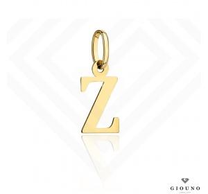 Zawieszka złota 585 literka  Z