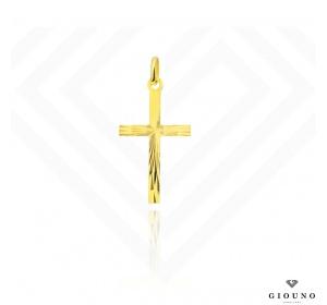 Złoty krzyżyk pr.585