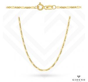 Złoty łańcuszek 585 FIGARO GUCCI 50 cm